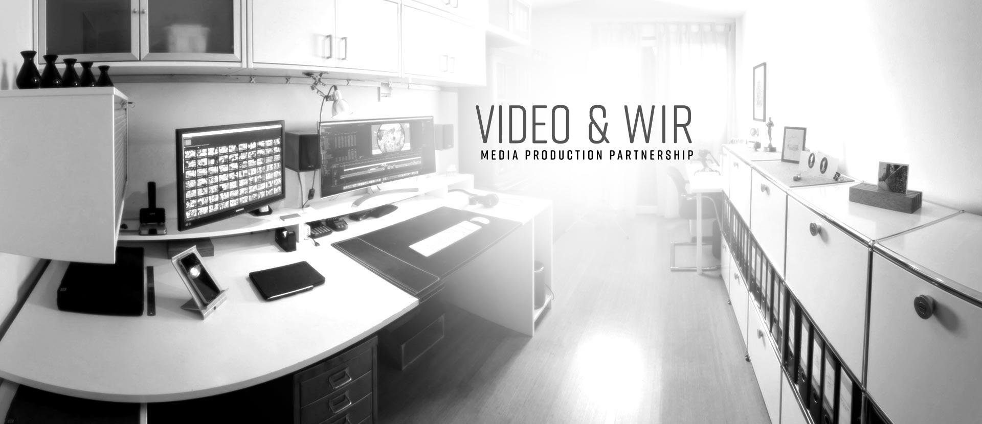 Video und Wir Remote Office